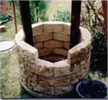Brunnen Bausatz.Bohrtec Rothe